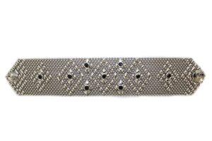 SG Liquid Metal bracelet-tb32-z-blk-n by Sergio Gutierrez