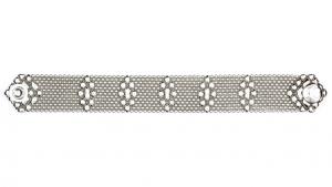 SG Liquid Metal bracelet-tb34 by Sergio Gutierrez