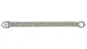 SG Liquid Metal bracelet-tb35 by Sergio Gutierrez