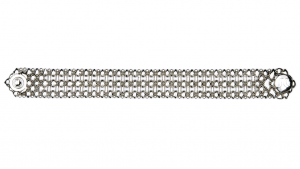 SG Liquid Metal bracelet-tb36 by Sergio Gutierrez
