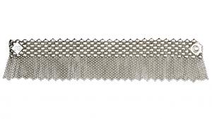 SG Liquid Metal bracelet-tb37 by Sergio Gutierrez