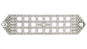 SG Liquid Metal bracelet-tb38 by Sergio Gutierrez