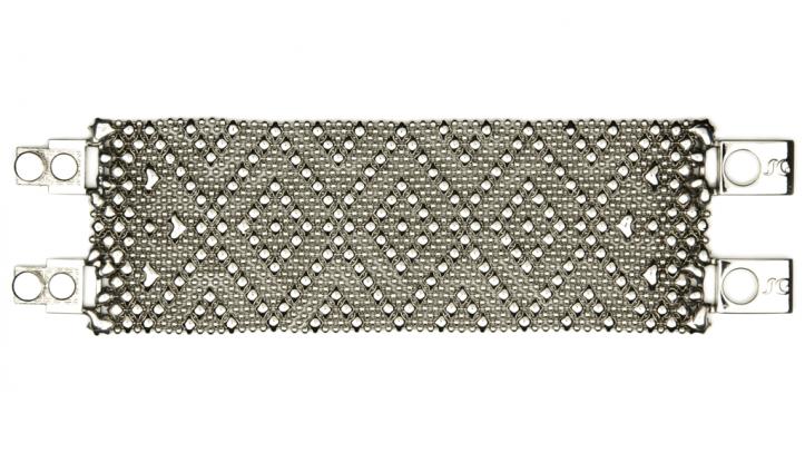 SG Liquid Metal bracelet-tb40 by Sergio Gutierrez