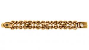 SG Liquid Metal bracelet-tb41-ag by Sergio Gutierrez