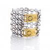 SG Liquid Metal bracelet-tb43-close-up by Sergio Gutierrez