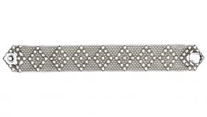 SG Liquid Metal bracelet-tb9 by Sergio Gutierrez