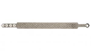 SG Liquid Metal necklace-c9 by Sergio Gutierrez