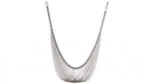 SG Liquid Metal necklace-n15 by Sergio Gutierrez