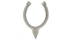 SG Liquid Metal necklace-n16 by Sergio Gutierrez