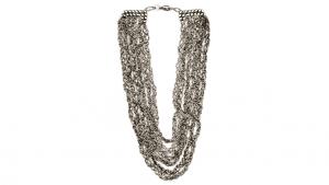 SG Liquid Metal necklace-n20 by Sergio Gutierrez