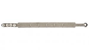 SG Liquid Metal necklace-tc22 by Sergio Gutierrez