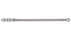 SG Liquid Metal necklace-tc23 by Sergio Gutierrez