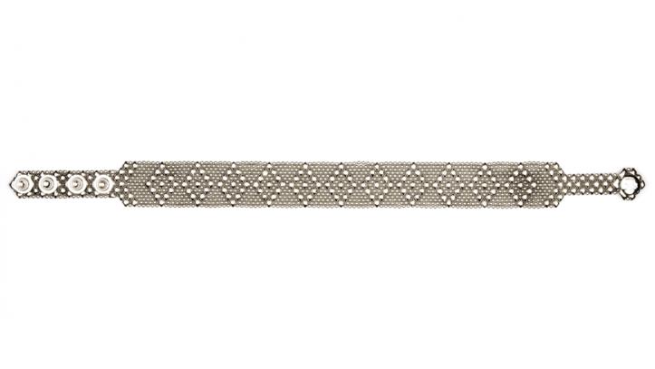 SG Liquid Metal necklace-tc9 by Sergio Gutierrez