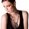 SG Liquid Metal necklace-xn6-close-up by Sergio Gutierrez