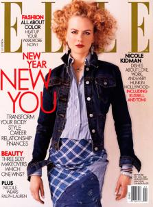 Nicole Kidman / Elle 2003