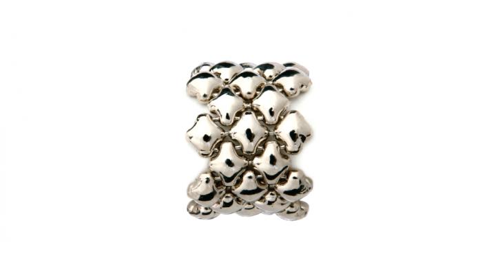 SG Liquid Metal ring-1 by Sergio Guitierrez