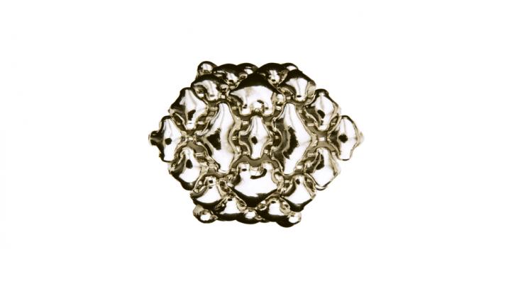 SG Liquid Metal ring-3 by Sergio Gutierrez